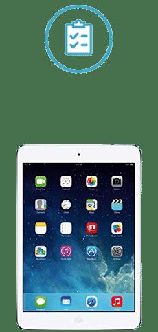 autre probleme ipad mini (a1432)