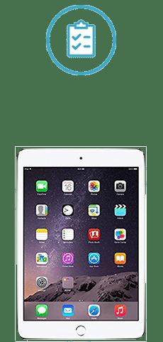 autre probleme ipad mini 3 (a1599)