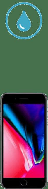 iphone 8 plus tombe dans l'eau