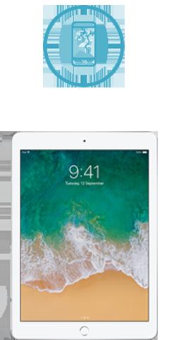 reparation ecran ipad 5 (a1822)