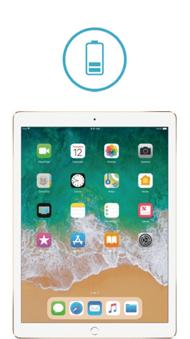 reparation batterie ipad pro 12.9 2017 (a1670)
