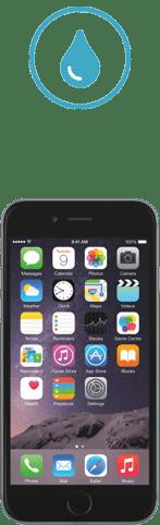 iphone 6 tombe dans l'eau