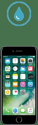 iphone 7 tombe dans l'eau