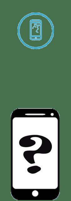 changement ecran autres smartphones
