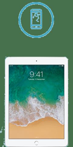 changement ecran ipad 5 (a1822)
