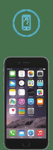 changement ecran iphone 6